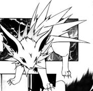 Jolteon manga