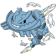 Steelix mega dream