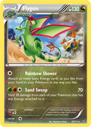 Flygon furious fists