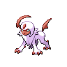 Absol unova front