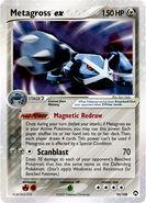Metagross EX Power Keepers