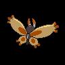 Mothim unova back