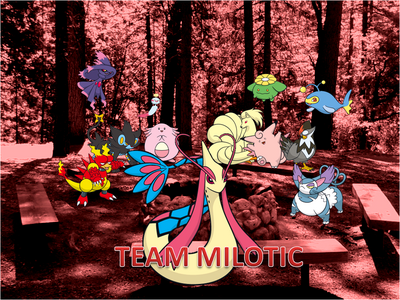 Team Milotic Group Photo
