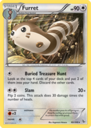 Furret flashfire