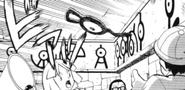 Unown manga