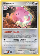Blissey Mysterious Treasures