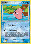 Luvdisc crystal guardians