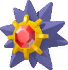 Starmie pokedex 3D