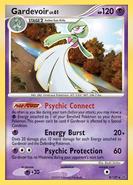 Gardevoir platinum card