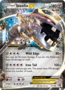 Steelix EX steam siege