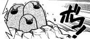Dugtrio manga
