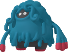 Tangrowth pokedex 3D