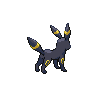 Umbreon unova back