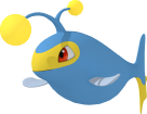 Lanturn Pokedex 3D