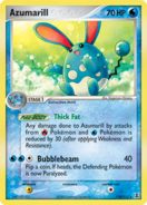 Azumarill ex delta species 2