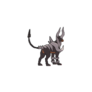 Houndoom Mega Kalos back