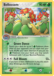 Bellossom Unseen Forces