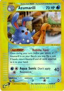 Azumarill aquapolis