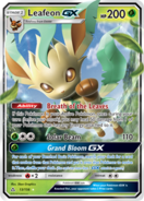 Leafeon gx ultra prism