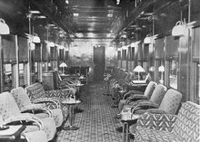 Photo-chicago-train-chicago-and-eastern-illinois-dixie-flyer-loung-car-1920s
