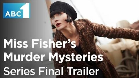 Episode 12 (Final) Trailer - Miss Fisher's Murder Mysteries Series 2 - ABC1