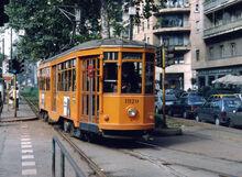 Milan Tram PW 1920