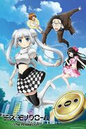 Miss Monochrome Promotional Poster