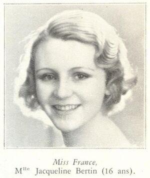 Jacqueline Bertin