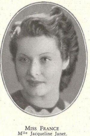 Jacqueline Janet