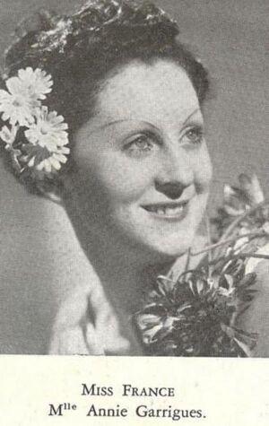 Annie Garrigues