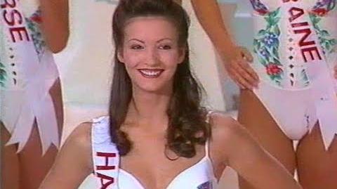 Miss France 1996 - Annonce des 12 Demi-Finalistes