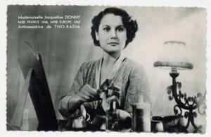 Jacqueline Donny