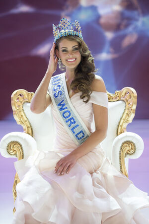 Miss World Rolene Strauss 2-20141215-0