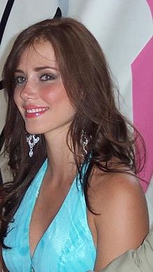 220px-Maria Julia Mantilla - Miss World 2004