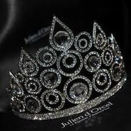 Couronne de Miss France 2011