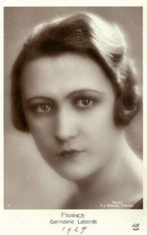 Germaine Laborde