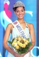 Couronne de Miss France 2005