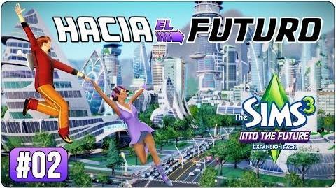 Los Sims 3 Hacia el Futuro Parte 02 Las gemelas Review de objetos (¡Me impresionaron!)