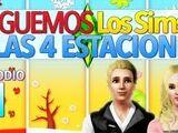 Los Sims 3 Y Las Cuatro Estaciones (Serie)