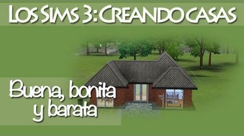 Los sims 3 construyendo casas serie wiki missgerbit for Casa moderna wiki