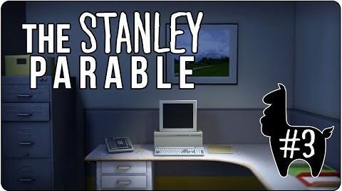 The Stanley Parable Parte 03 El final para gente normal y el del clóset para los anormales-0