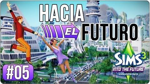 Los Sims 3 Hacia el Futuro Parte 05 Hogar, dulce hogar del futuro