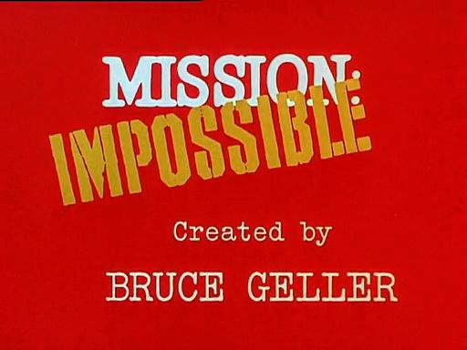 Mission Impossible S4 E07 - Submarine