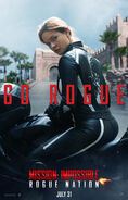 Mission Impossible Rogue Nation poster 5