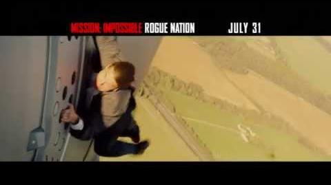 Mission Impossible Rogue Nation - Higher