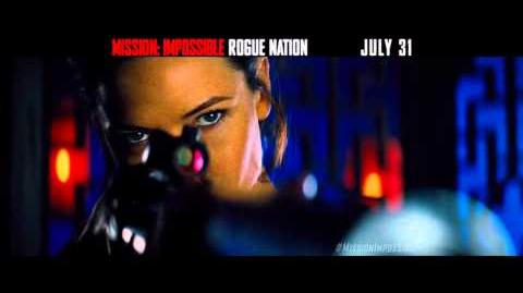 Mission Impossible Rogue Nation - Too Far