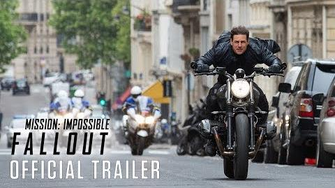 Mission Impossible - Fallout (2018) - Official Trailer - Paramount Pictures-1
