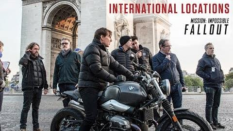 """Mission Impossible - Fallout (2018) - """"International Locations"""" - Paramount Pictures"""