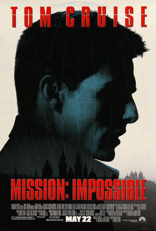 foto de Mission: Impossible (1996) | Mission Impossible | Fandom
