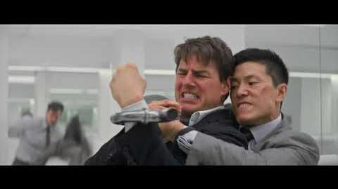 """Mission Impossible - Fallout (2018) - """"Bathroom Fight"""" - Paramount Pictures"""
